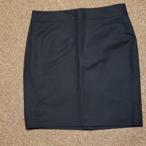 Banana Republic dark blue Skirt
